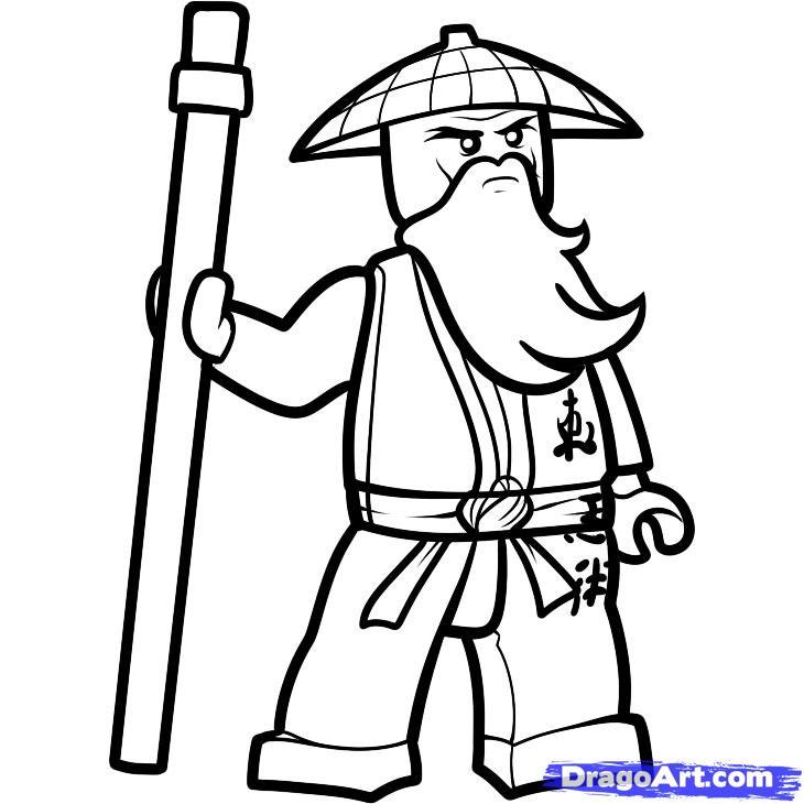 zane ninjago coloring pages - photo#17