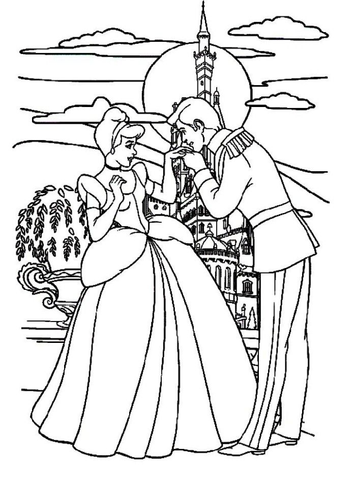 the kissing hand coloring pages - photo#9