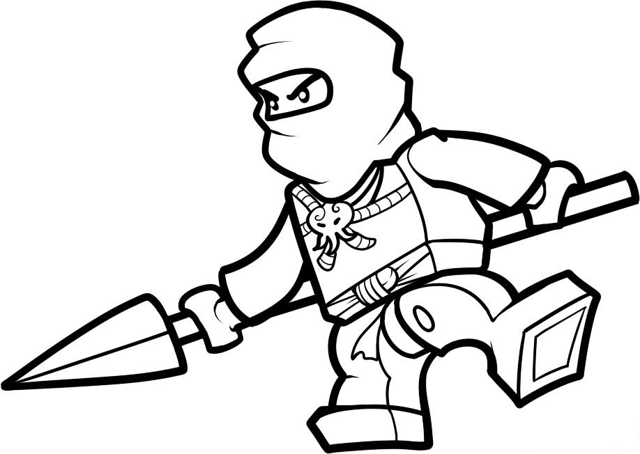 Ninjago Dragon Coloring Pages Ninjago Coloring Pages