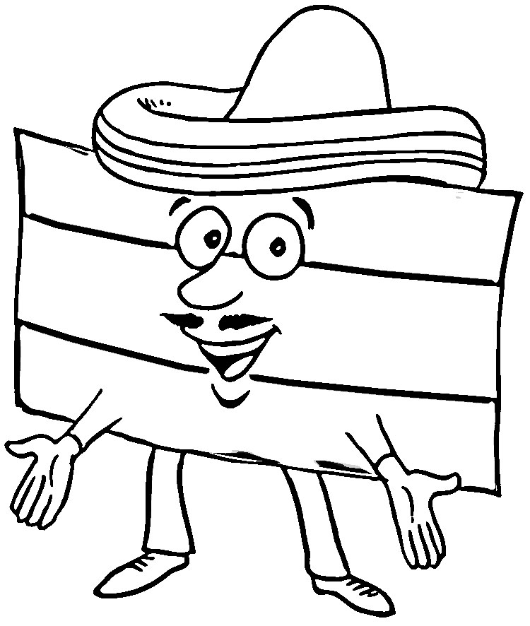 spanish childrens coloring pages - photo#12