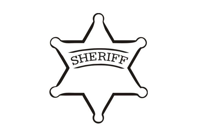 Sheriff Star Template - Apigram.Com