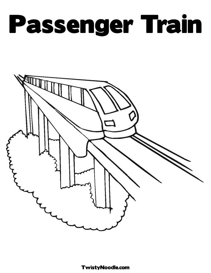 Train coloring book pages coloring home for Amtrak coloring pages