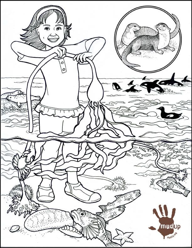 pullution coloring pages - photo#32