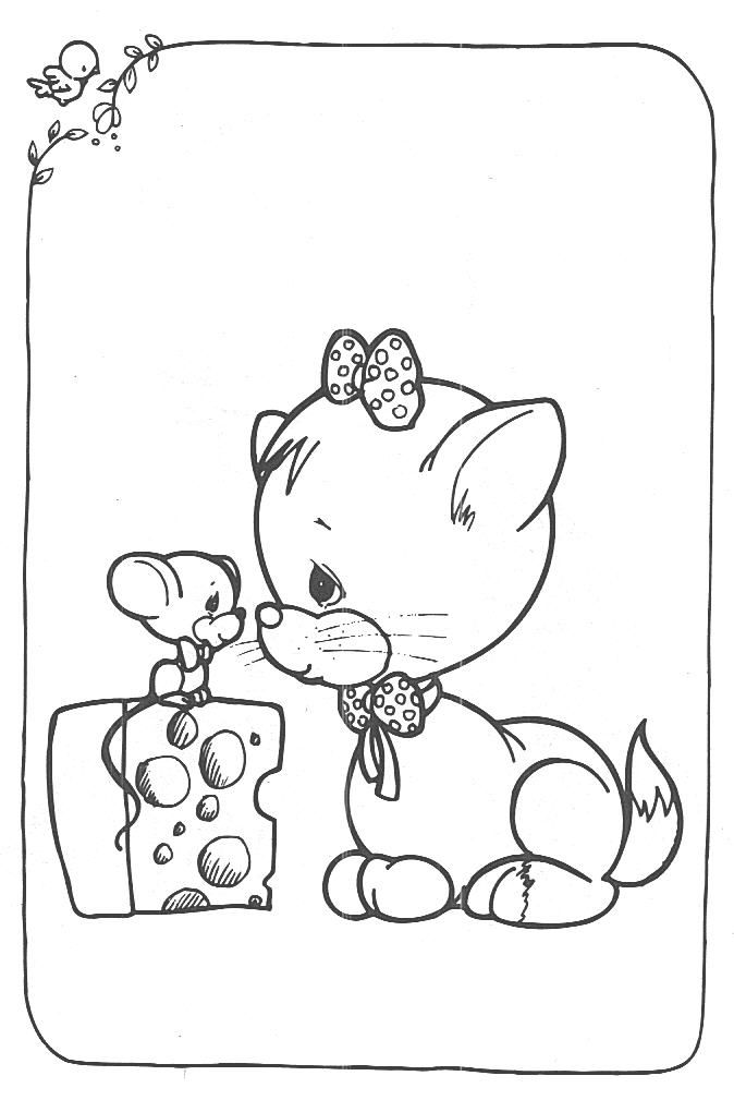 precious 560 Colouring Pages (page 2)