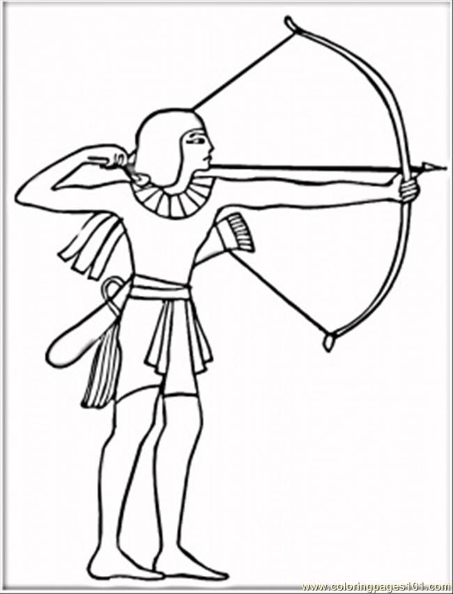 egyptian sphinx coloring pages - photo#26