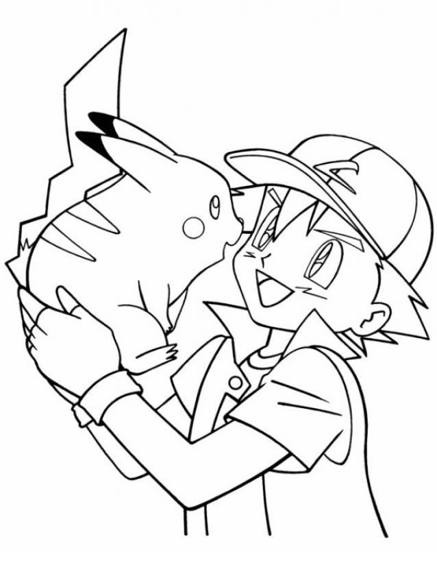 Pokemon De Ash Para Colorear Fondos De Pantalla Pokemon ...