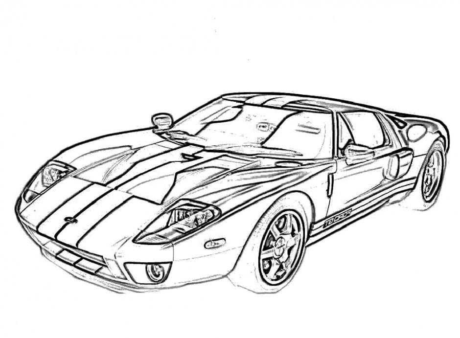 Tremendous Jimmy Johnson 217945 Nascar Coloring Pages Coloring Home