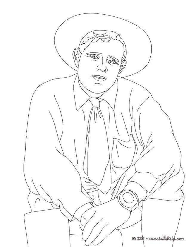 MalcolmxColoring Sheet : Free coloring pages of malcolm x