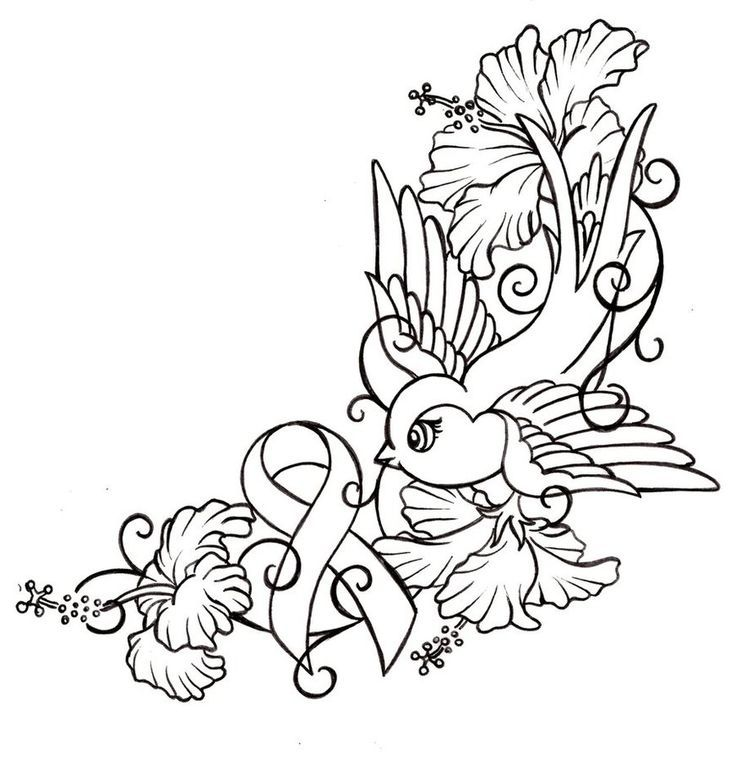 breast coloring pages - photo#12