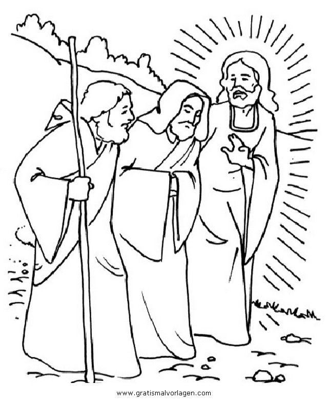road to emmaus coloring page - road to emmaus coloring page coloring home