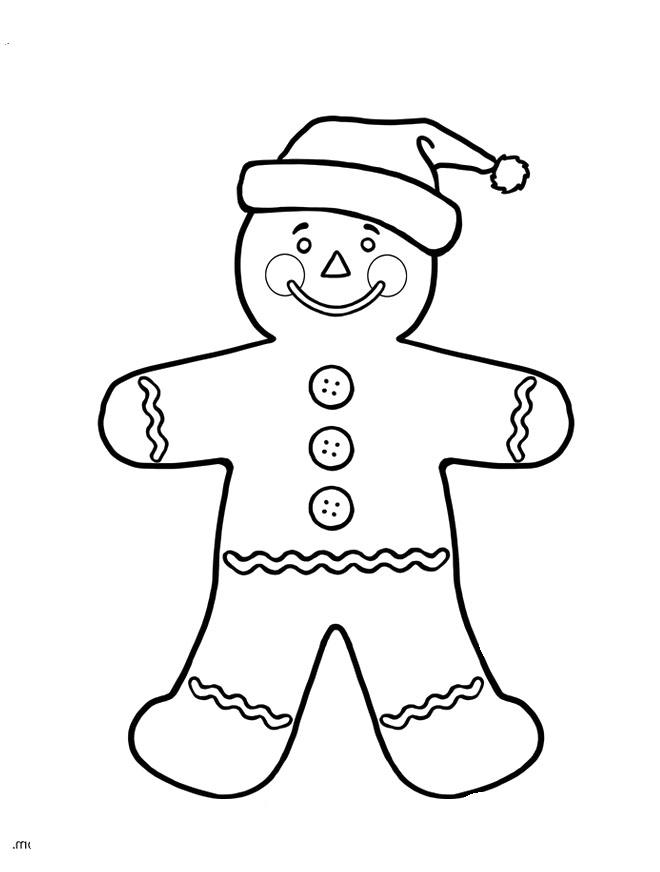 Gingerbread boy coloring page az coloring pages for Gingerbread coloring page