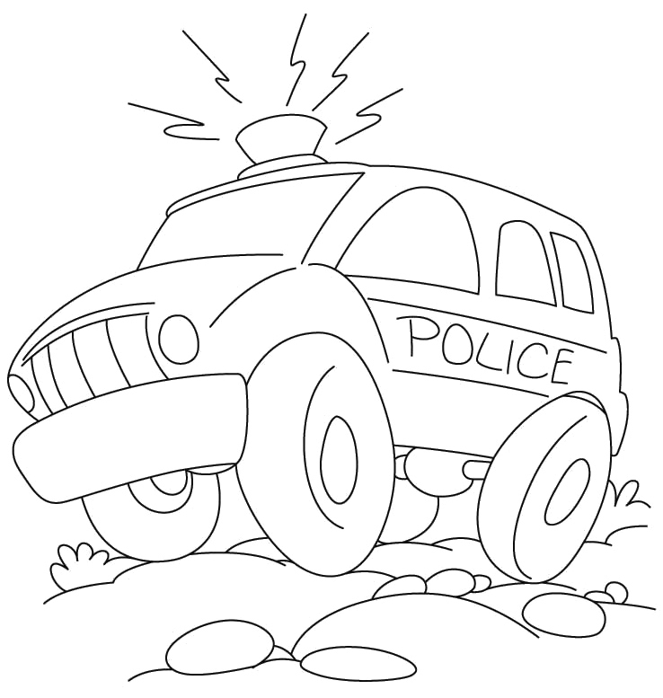 brave little toaster coloring pages - police officers pictures az coloring pages