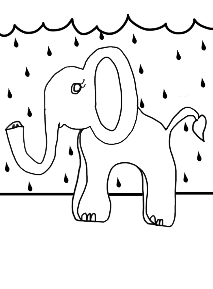 Rainy Day Coloring Pages Az Coloring Pages Rainy Day Coloring Pages