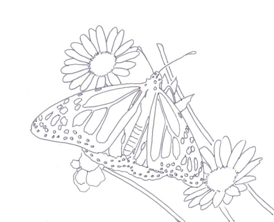 fractal coloring pages for kids - photo#48