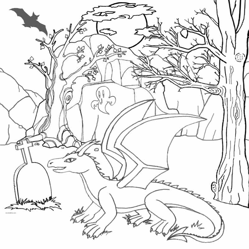 Hard dragon coloring pages images pictures becuo for Hard coloring pages of dragons