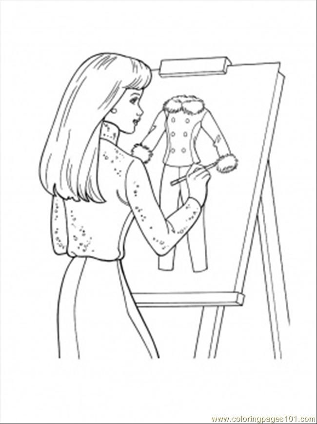 a christmas story coloring pages - photo#31