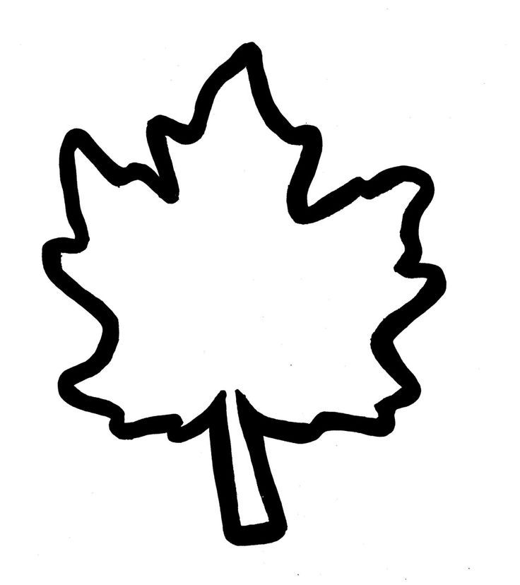 Oak leaf template google search intergenerational craft ideas p