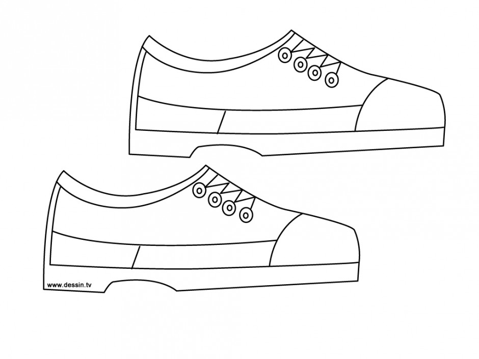 Football Cleats Page Coloring Pages