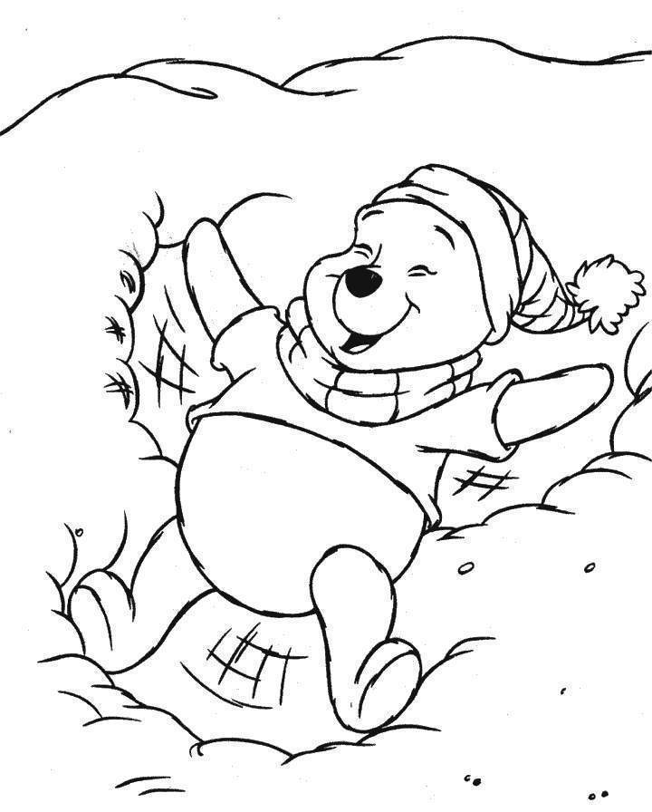 December coloring sheets az coloring pages for December coloring page