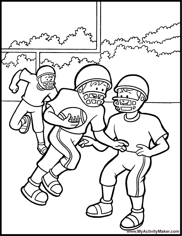 Coloring Pages Sports : Free coloring pages of sports az