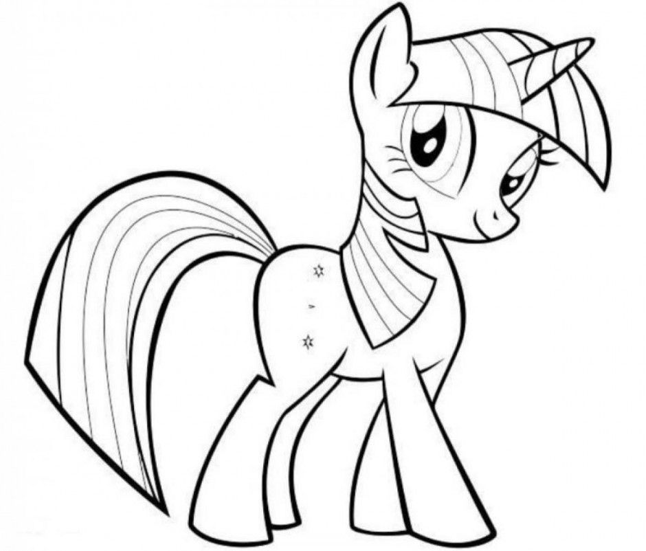 coloring pages my little pony summertime pictures kids coloring - Pichers For Kids