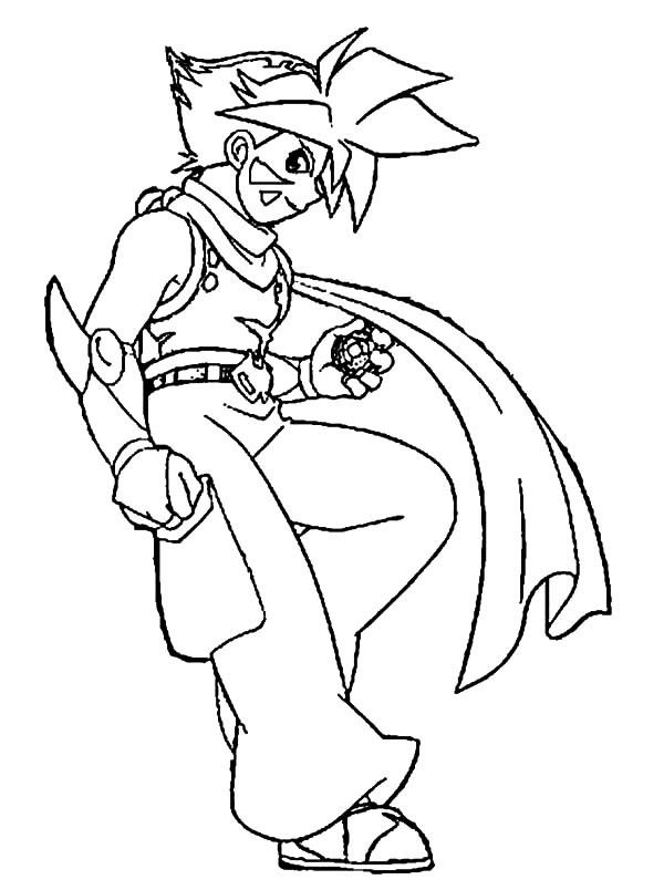 zyro long scarf beyblade coloring pages best place to color