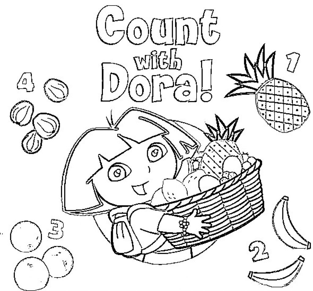 dora coloring pages thanksgiving mayflower - photo#6