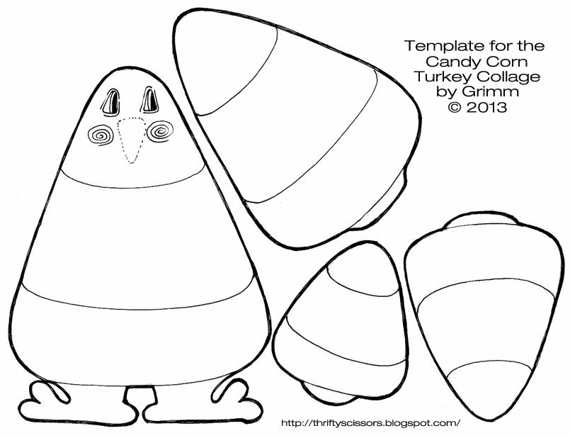 Candy Corn Coloring Pages Free Printable Coloring Pages For Kids