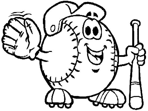 chicago cubs mascot coloring pages - photo#4