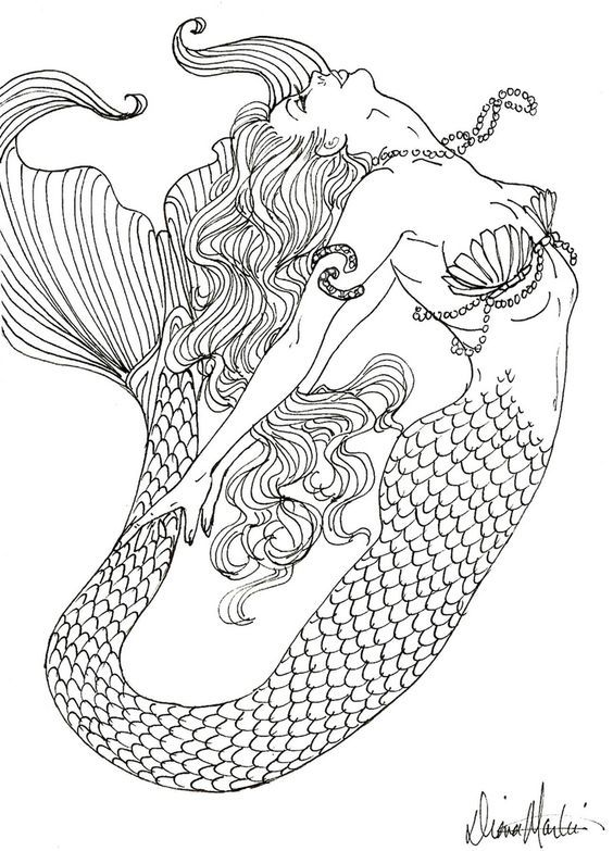 Slightly Outlined Adult Coloring Pages Free Coloring Home