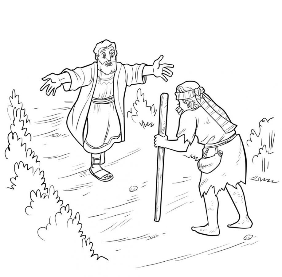 Prodigal Son Coloring Pages Preschool Coloring Home Prodigal Coloring Pages