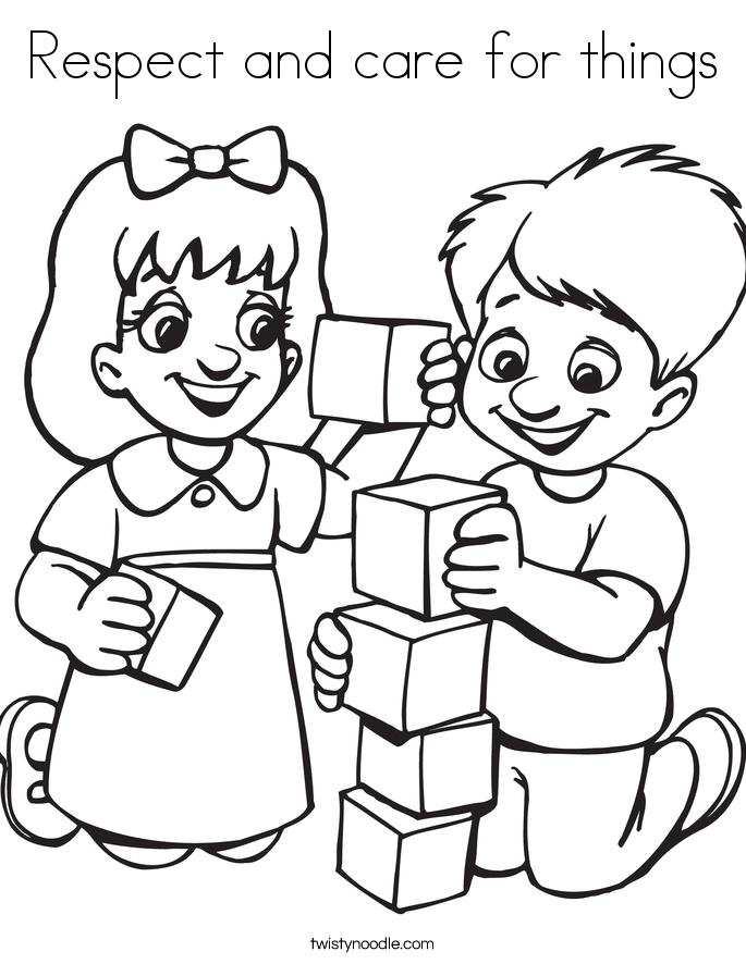 Respect Coloring Pages Free Homerhcoloringhome: Coloring Pages For Adults Respect At Baymontmadison.com