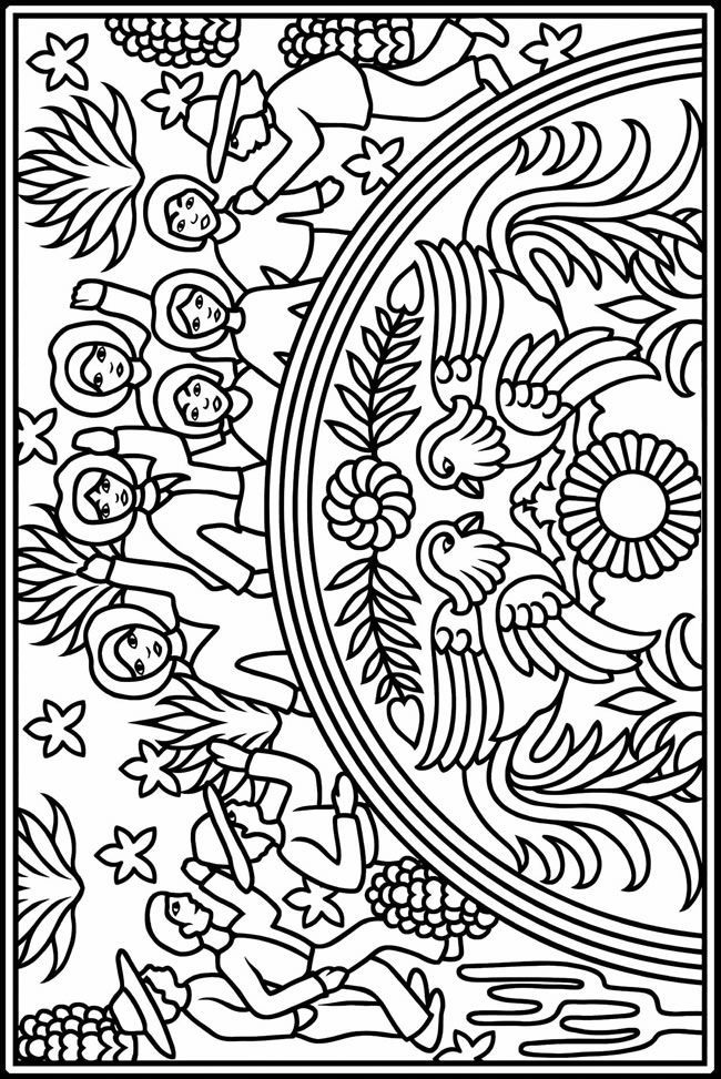 painting and coloring pages - photo#33