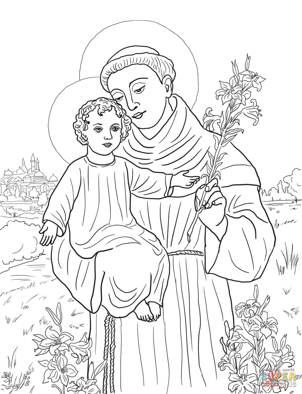 paul and timothy coloring pages - photo#5