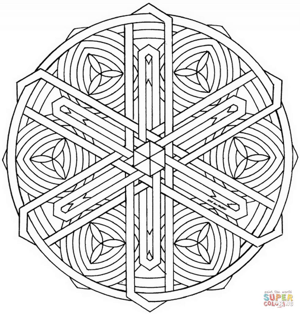 Adult Coloring Pages Celtic Knots
