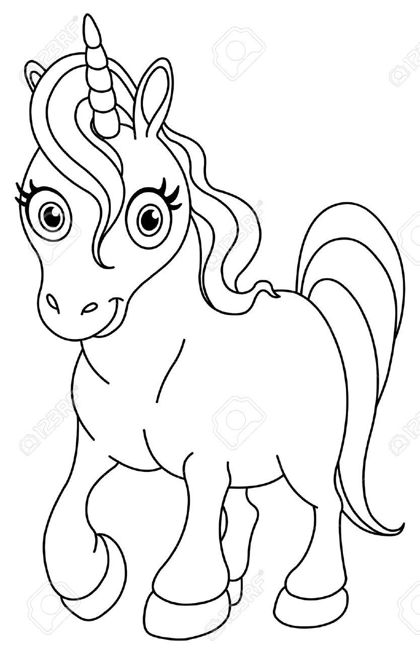Cute Unicorn Coloring Sheets | Coloring Online Free - VoteForVerde ...