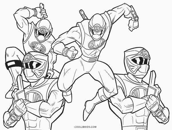 - Free Printable Power Ranger Coloring Pages For Kids Cool2bKids - Coloring  Home