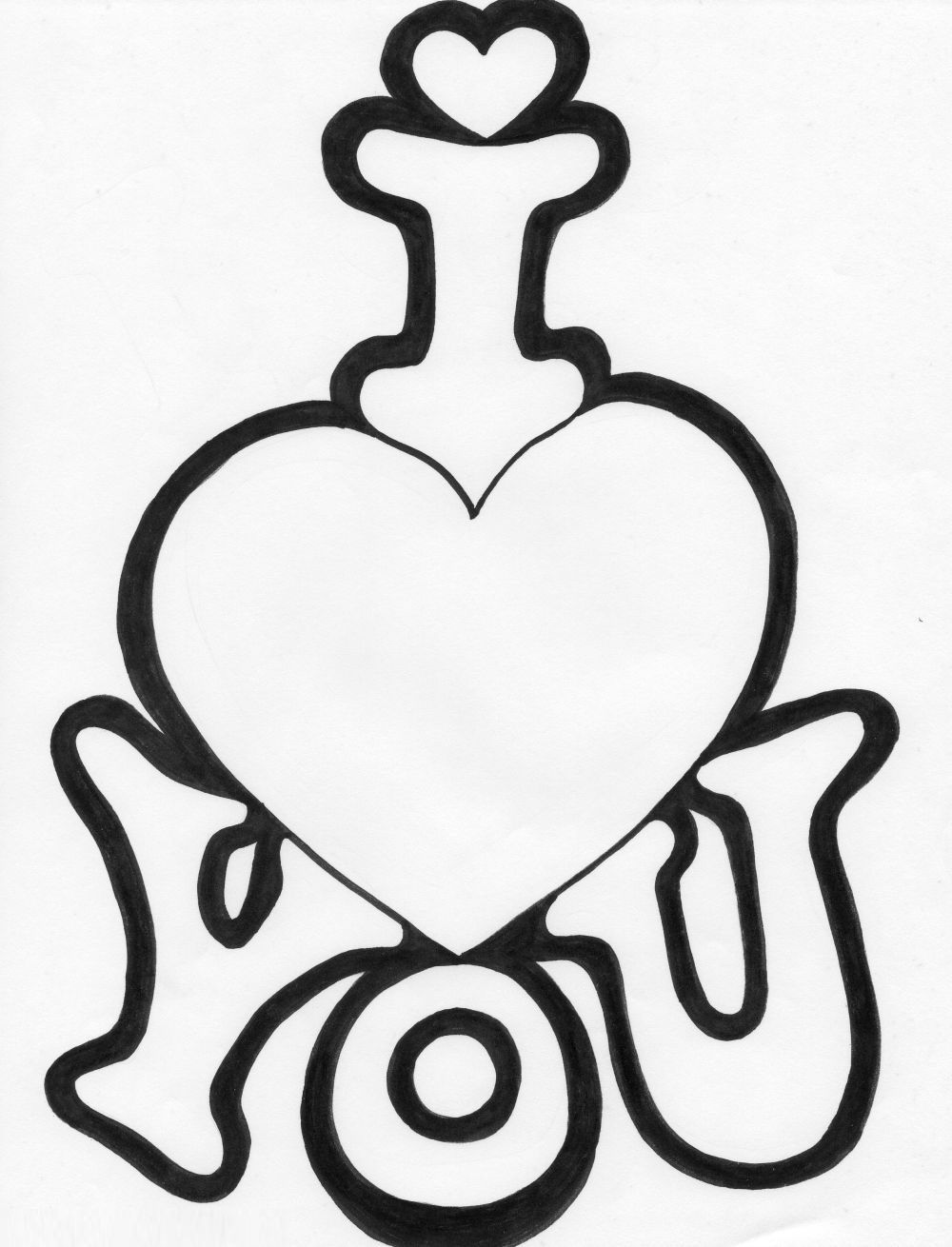 Coloring pages for mom - I Love You Mom Free Coloring Pages On Masivy World