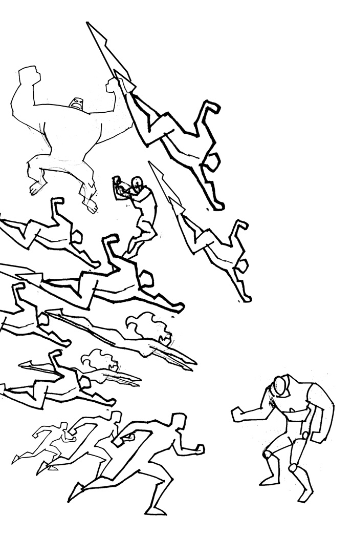 wally the green monster coloring pages - photo #14