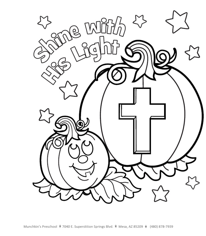 Preschool church coloring pages coloring home for Free harvest coloring pages