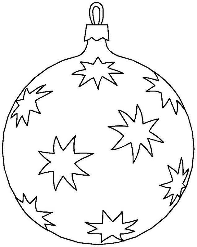 Christmas balls colouring pages az coloring pages - Boules de noel a colorier gratuit ...