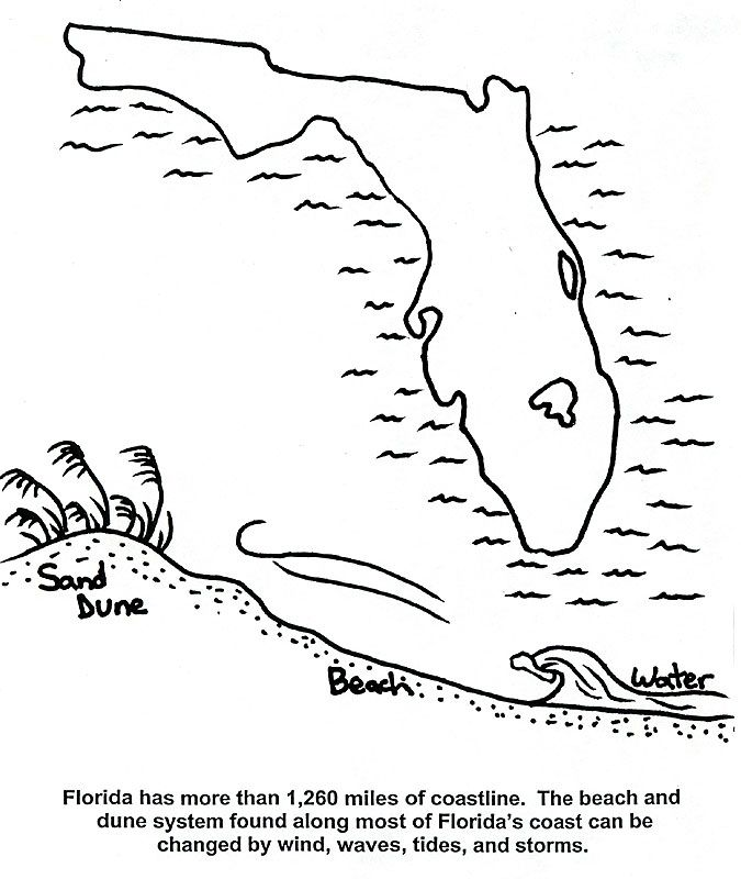 State flag coloring page az coloring pages for Florida flag coloring page