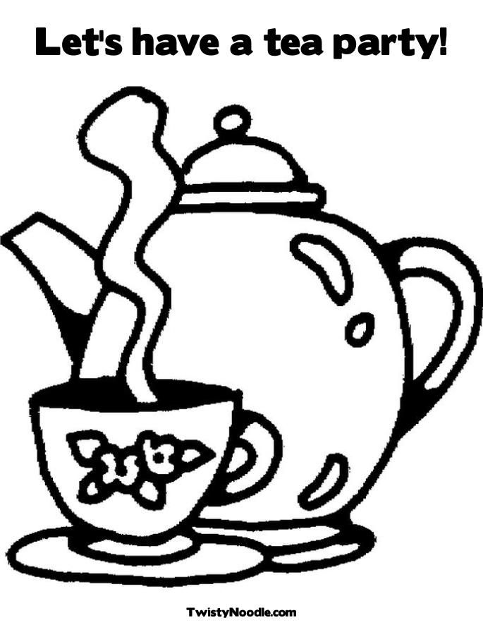 Teacup coloring page stock illustration. Illustration of black ... | 886x685