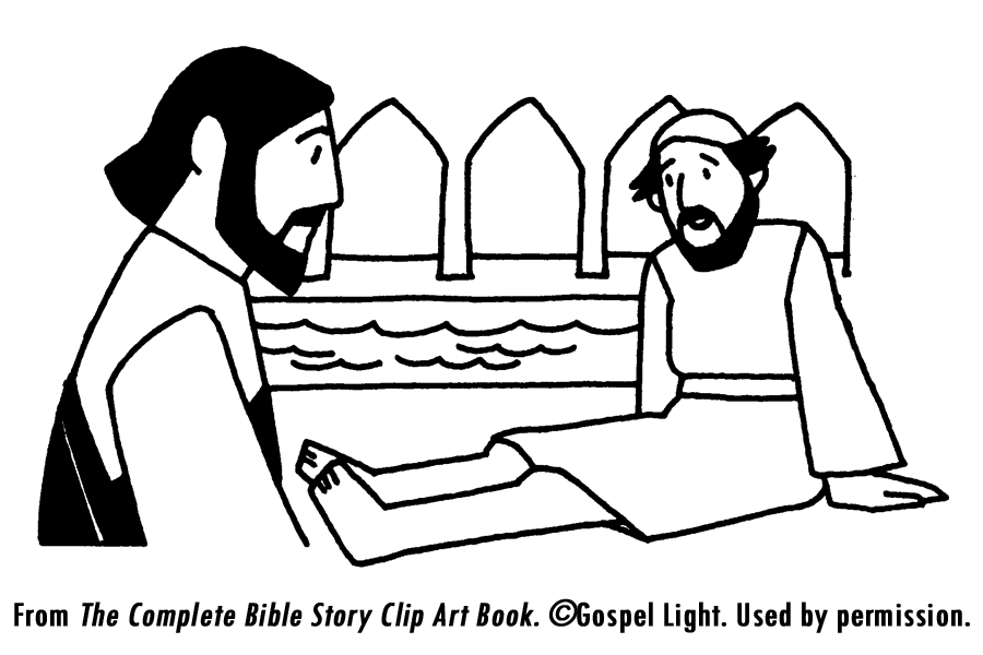 Healing of Man By the Pool | Mission Bible Class