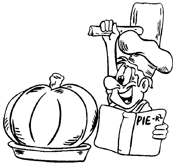 Cooking Coloring Pages Coloring