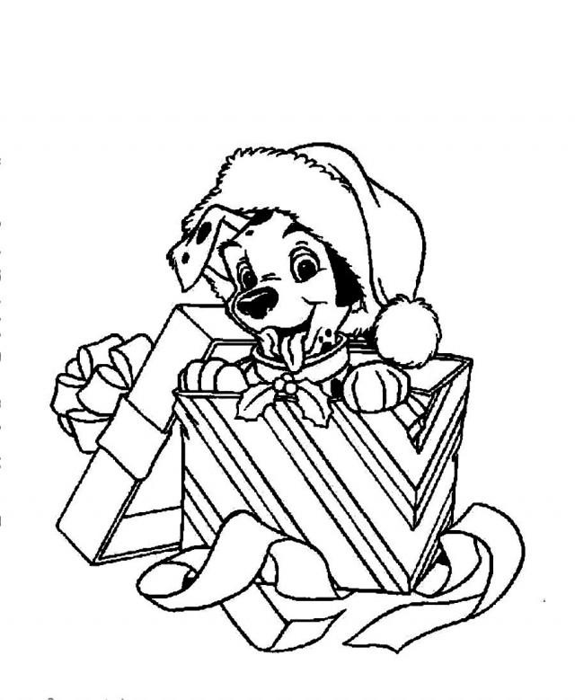 dalmatians coloring pages - 101 dalmatians 2 az coloring pages