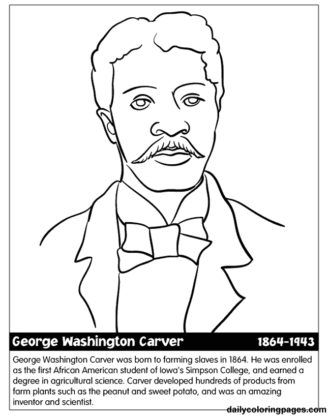 United States Black History Month Coloring Pages Us History Coloring Pages