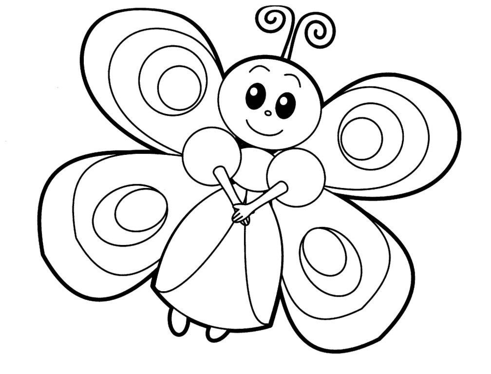 Coloring Pages Of Cute Baby Animals