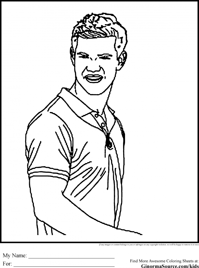 twilight the movie coloring pages - photo#26