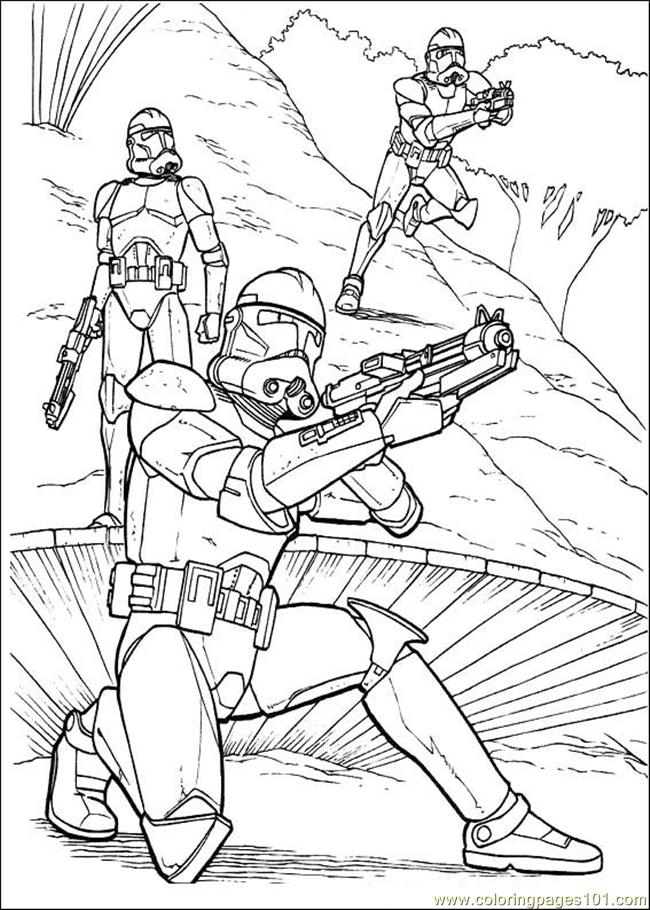 - Star Wars Coloring Book Pages - Coloring Home